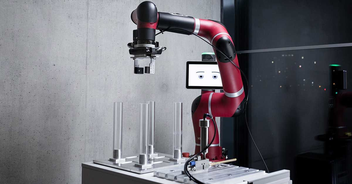 Smart Collaborative Robots | HAHN Rethink Robotics
